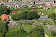 Luchtfoto-Speeltuin-De-Vluchtheuvel-in-Nieuwdorp